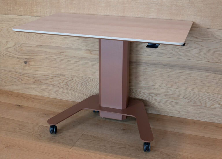 Height adjustable table ECLIPSE 17