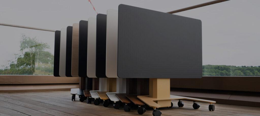 Lille hæve sænkebord ECLIPSE 3