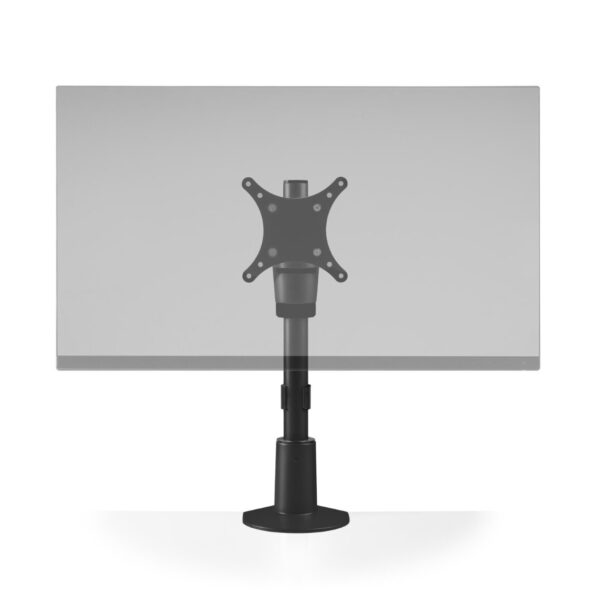 Monitor arm black STX-01S-124