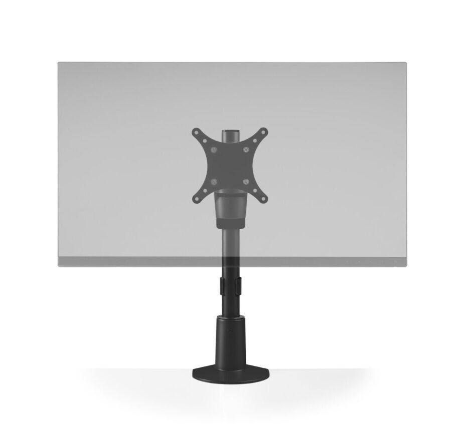 Monitor arm black STX-01S-124