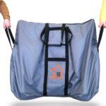 Transportation bag for height adjustable desk Eclipse