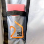 Transportation bag for height adjustable desk 7