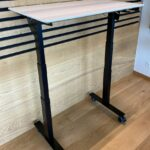 Adjustable table for home office XODOS 3
